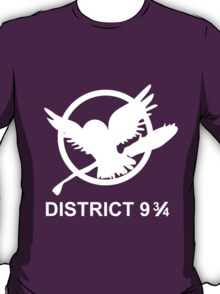 district 9 3/4 T-Shirt