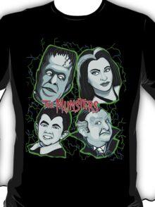 munsters portrait T-Shirt