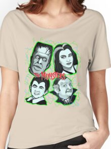 munsters portrait Women's Relaxed Fit T-Shirt