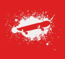 Skate splatter  Kids Clothes