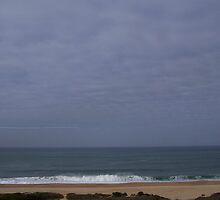 The beach by lucy cruz