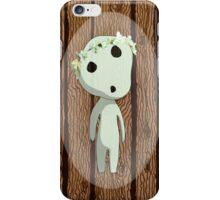forest spirit iPhone Case/Skin