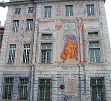 Palazzo San Giorgio by Tom Gomez