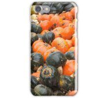 pumpkin varities iPhone Case/Skin