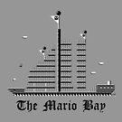 The Mario Bay (Print Version) by Rodrigo Marckezini