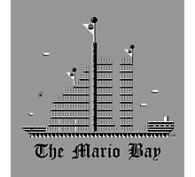 The Mario Bay (Print Version) Photographic Print