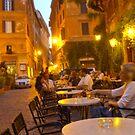 Side Street Life by CinB