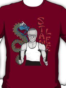"stan ""the dragon"" lee T-Shirt"