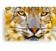 Goldeneye Canvas Print