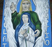Immaculate Conception III by Gian
