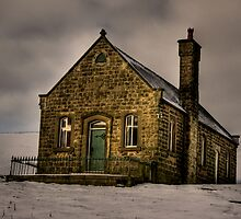 Chapel On The Pass by Dave Warren