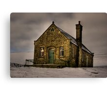 Chapel On The Pass Canvas Print