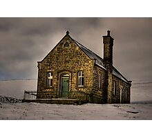 Chapel On The Pass Photographic Print