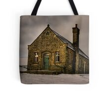 Chapel On The Pass Tote Bag
