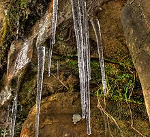 Icicles by Dave Warren