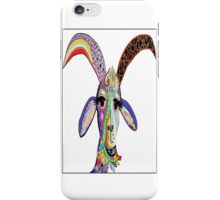 Somebody Get Your Goat? iPhone Case/Skin