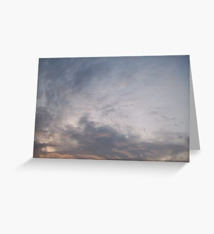 Magestic Greeting Card
