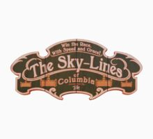 BioShock Infinite – The Sky-Lines of Columbia Sign Kids Clothes