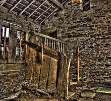 Inside The Old Stable by Dave Warren