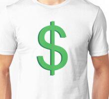 $ US Dollar Unisex T-Shirt