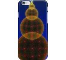 Xaos Xmas Tree iPhone Case/Skin