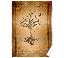 Sacred Tree Poster
