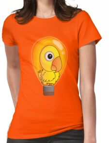 Bright Idea Womens Fitted T-Shirt