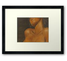The Sun Will Set For You Framed Print