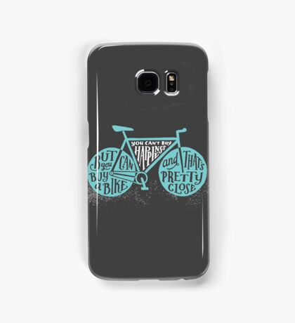 You Can't Buy Happiness Samsung Galaxy Case/Skin