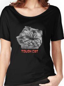 Tough Cat Women's Relaxed Fit T-Shirt