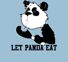 LET PANDA EAT (2) Unisex T-Shirt
