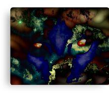 Complexity Canvas Print