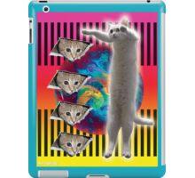 ELDER CATS OF THE INTERNET iPad Case/Skin