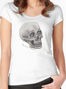 Sketch Tee Women's Fitted Scoop T-Shirt