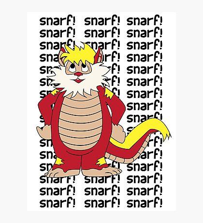 SNARF Photographic Print