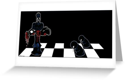Chess Pain by mattman