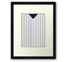 Baseball - NY Yankees Framed Print