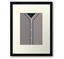 Baseball - Seattle Mariners Framed Print