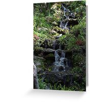 Rainbow Springs, Florida Greeting Card