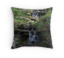Rainbow Springs, Florida Throw Pillow