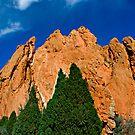 Garden of the Gods, Colorado Springs, CO by deahna