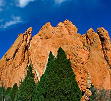 Garden of the Gods, Colorado Springs, CO by deahna