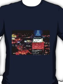 Empire State Building Abstract T-Shirt