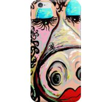Lipstick on a Pig iPhone Case/Skin