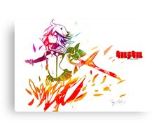 Kill la Kill Ryuko Canvas Print