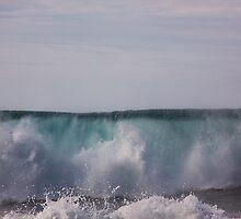 Rolling water log by MarthaBurns