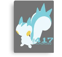 PACHIRISU! POKEMON Canvas Print