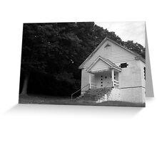 WV church Greeting Card