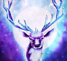 Crystal Deer by retkikosmos
