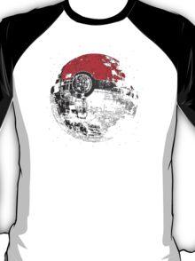 Pokeball DS Spaceship T-Shirt